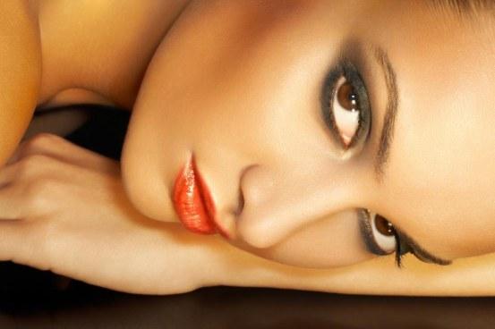 Обезвоживание красота кожа лица