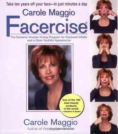 Кожа лица: Кэрол Мэджио
