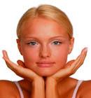 Массаж для кожи лица