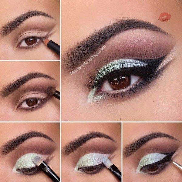 Макияж Глаз 1