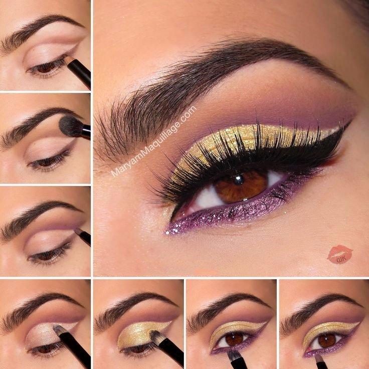 Макияж Глаз 3