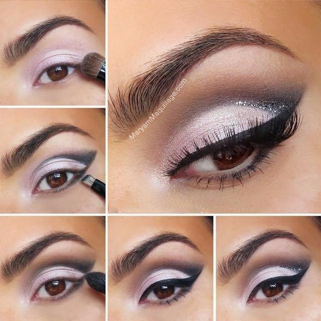 Идеи макияжа глаз 1