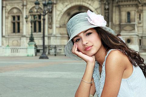 Красота французских женщин