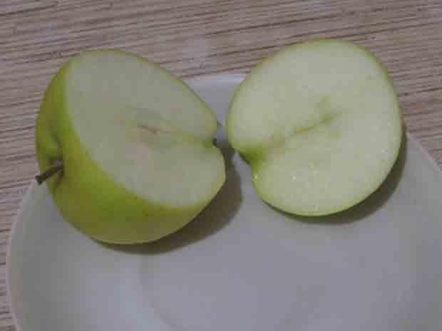 Маска яблоко лицо
