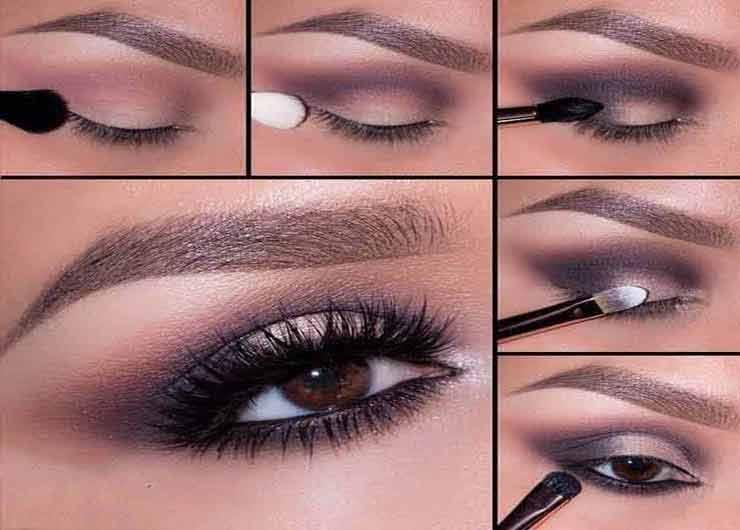 Макияж для глаз 1