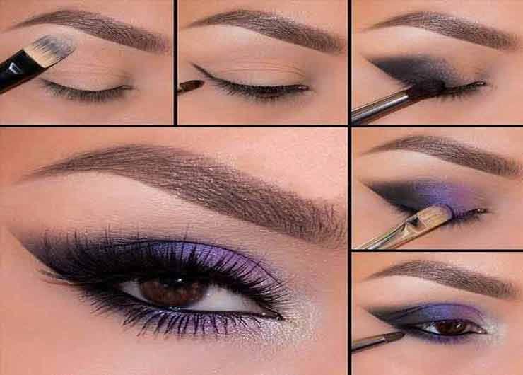 Макияж для глаз 5