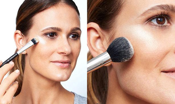 Техника макияжа стробинг