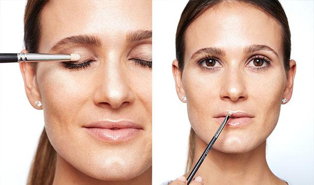 Техника макияжа стробинг моделирование