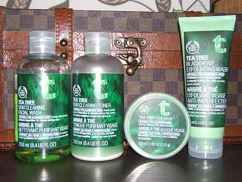 гель Tea Tree Blackhead