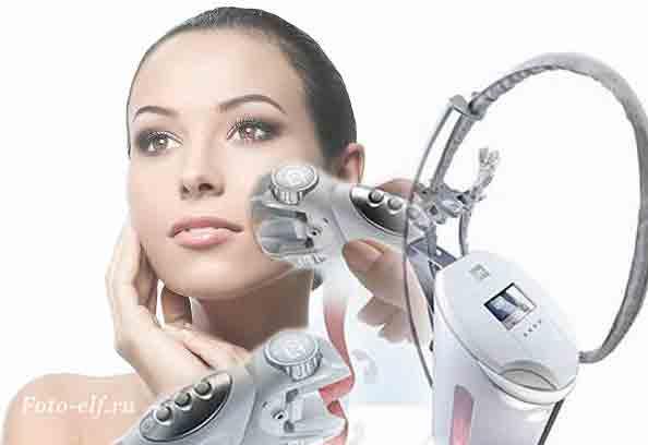 Аппарат против старения кожи лица