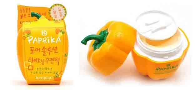 Маски для жирной кожи лица Paprika Pore Solution