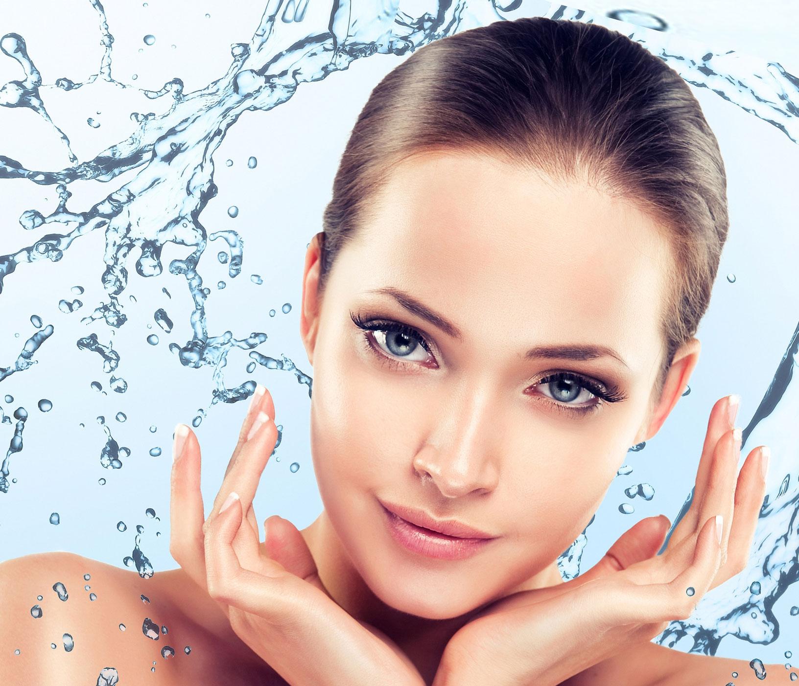 Косметика 3D для кожи лица