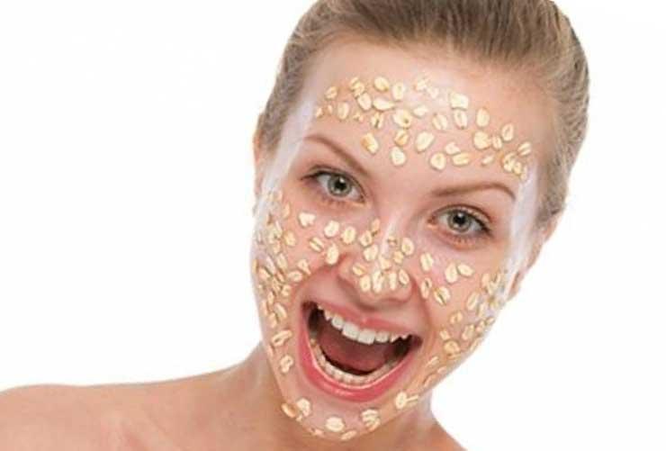 Скраб для кожи лица в домашних условиях