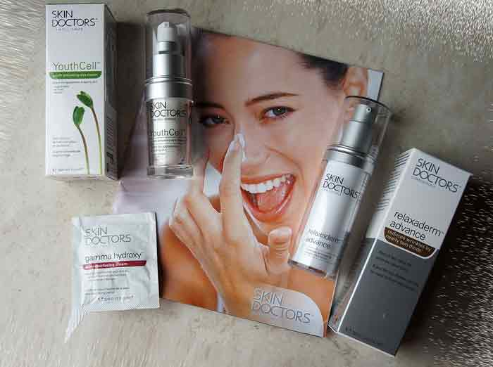 Профессиональная косметика для кожи Skin Doctors