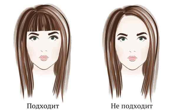 Идеальный макияж скрываем широкий лоб