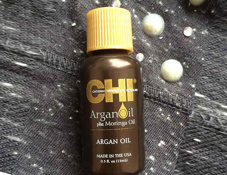 Косметика для кожи головы CHI Argan Oil plus