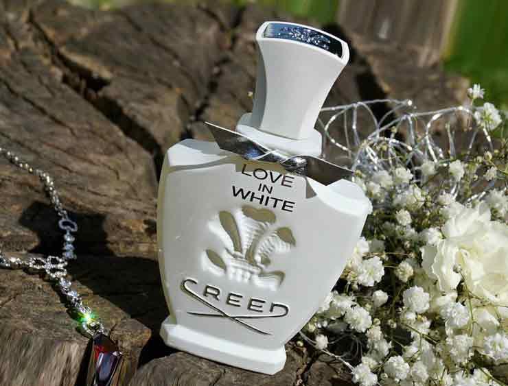 Парфюмированная вода Creed Love in White