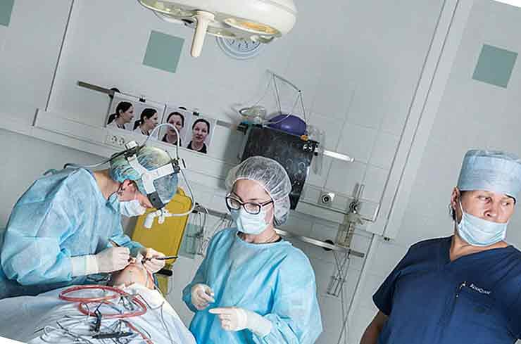 Клиника пластической хирургии доктора Росса