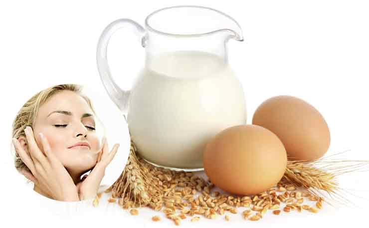 Натуральные рецепты для кожи лица