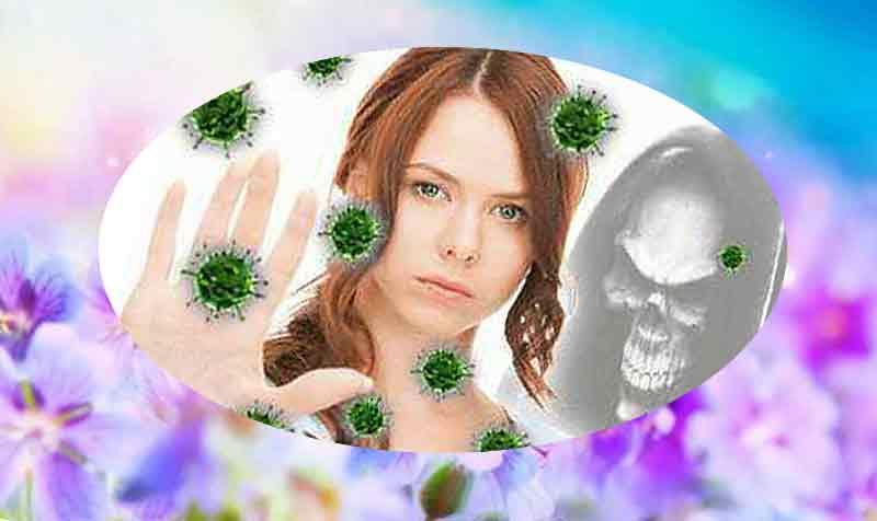 Актиномикоз клеток кожи