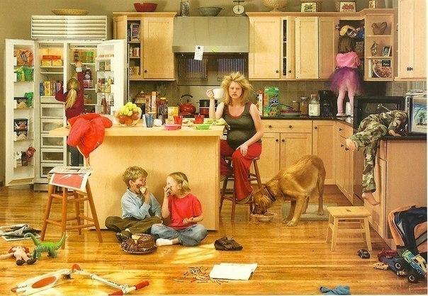 Реклама сайта мамы