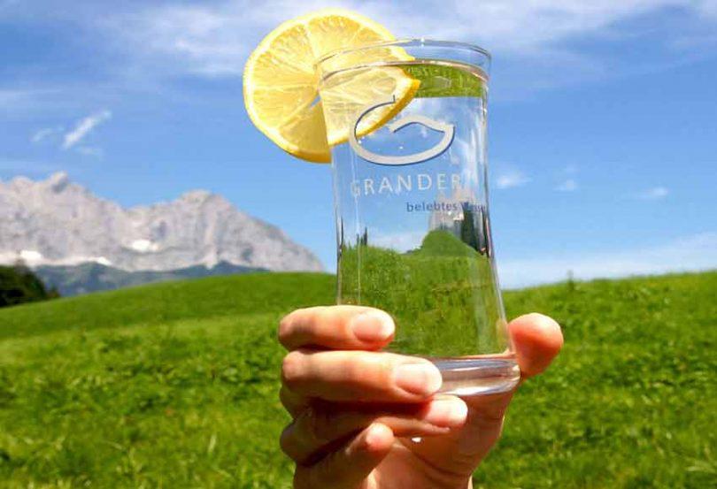 Оживленная вода Иоганна Грандера