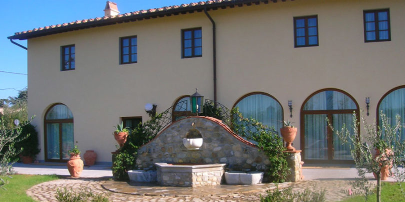 Отель Villa Olmi