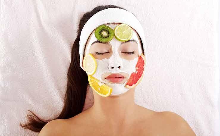 Фруктовые маски для кожи