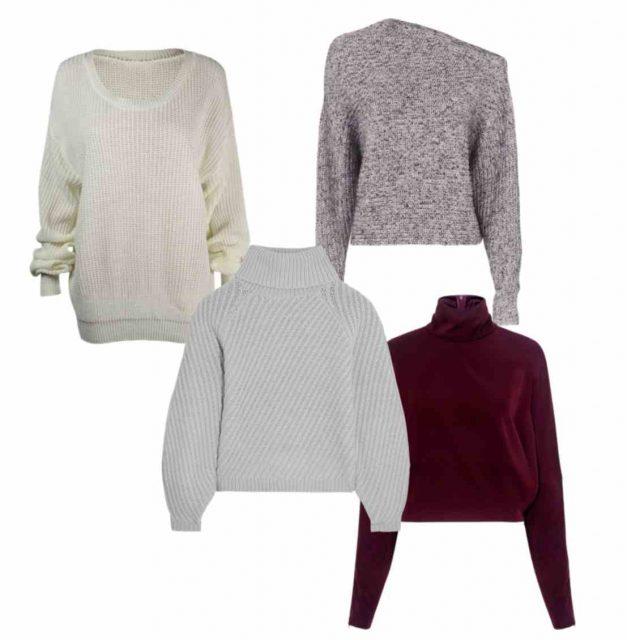 одежда образ свитер