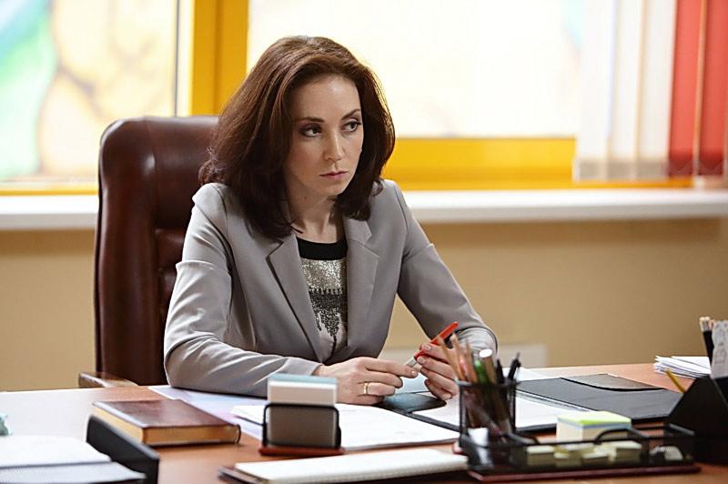 Актриса Анна Большова и её героини