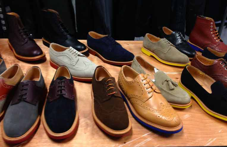 Марк Макнейри обувь