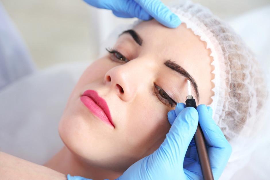 Перманентный макияж в салоне