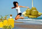 оливковое масло для загара
