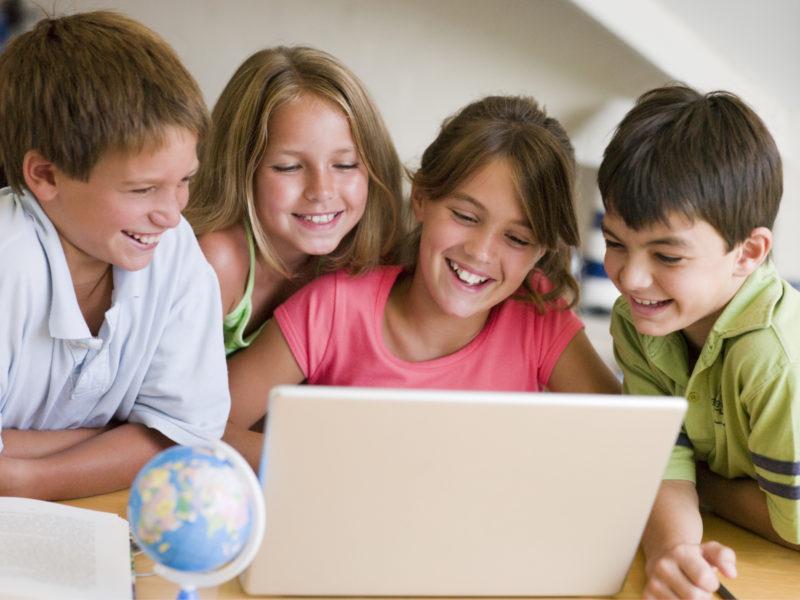 Безопасность ребёнка в интернете