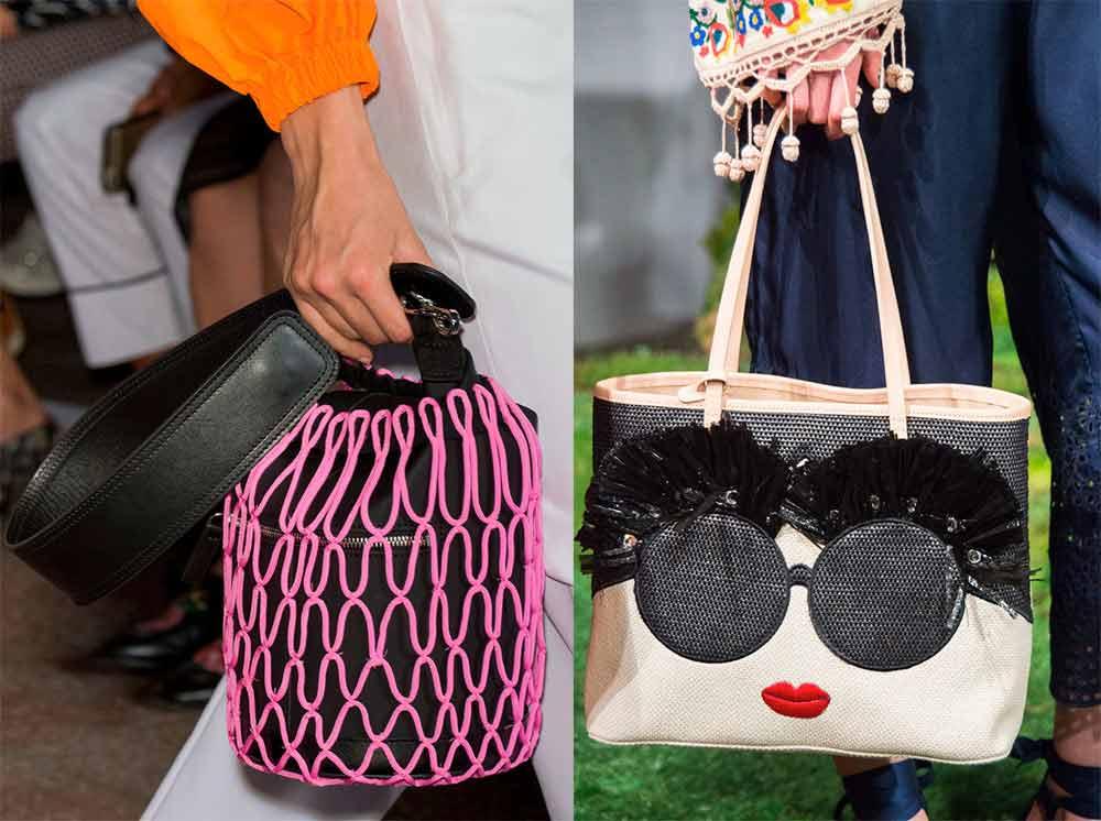 Варианты женских сумок