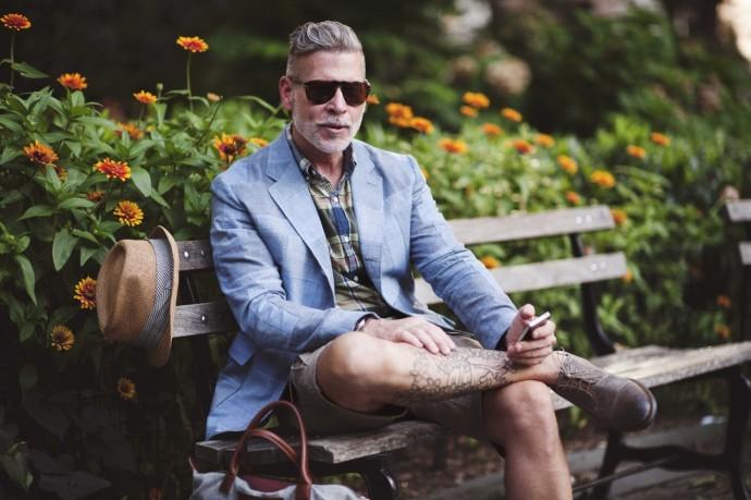 Ник Вустер о мире моды