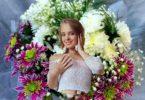 Композиции букетов кустовых хризантем