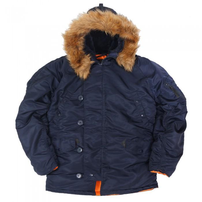 Куртка-аляска - модель, проверенная историей.