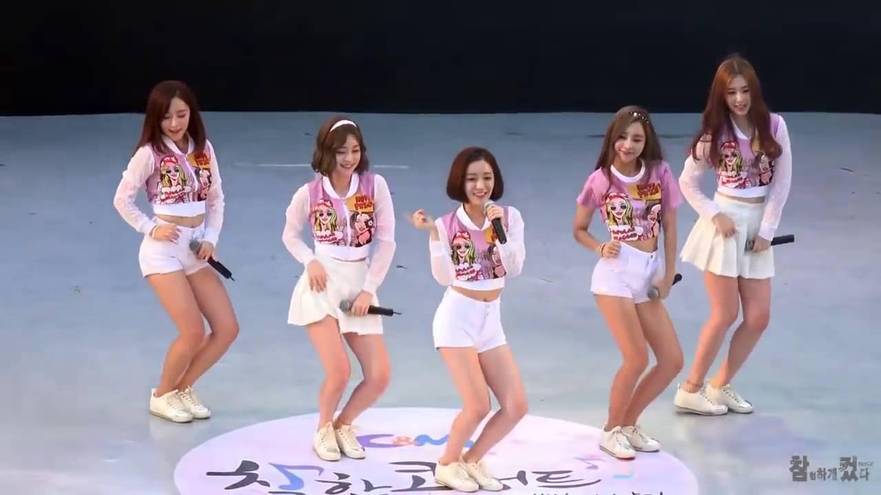 Интересное видео танец кореянок TREND-D