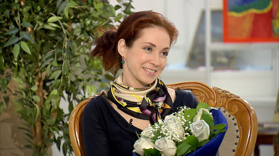 Анна Большова и её героини