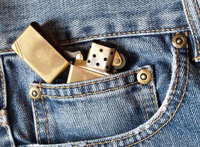 Зачем на джинсах маленький карман
