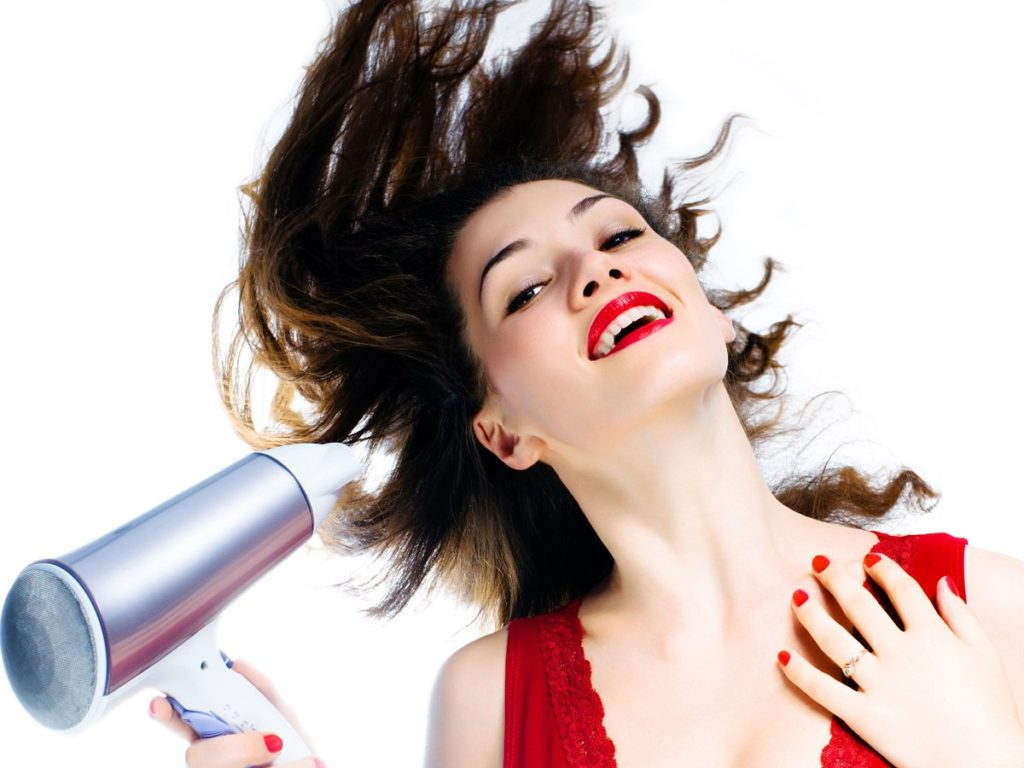сухость волос и кожи головы