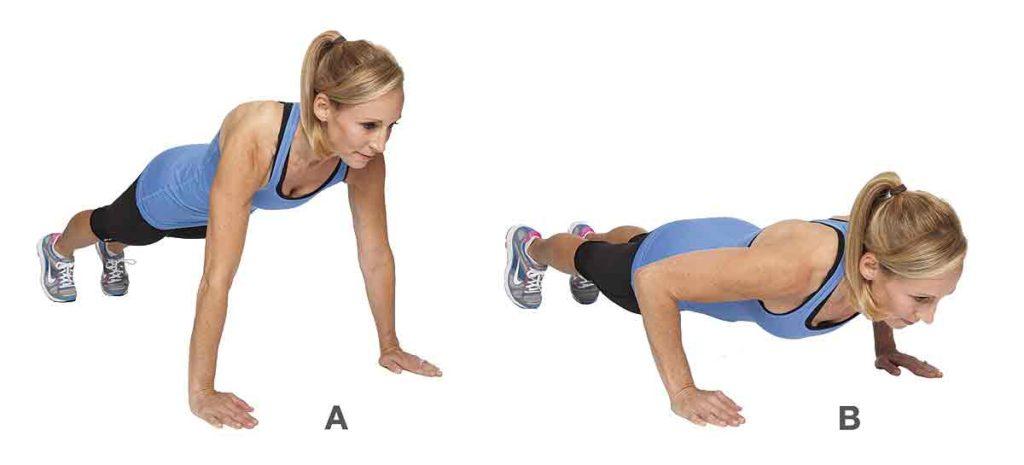 Кроссфит упражнения на группу мышц