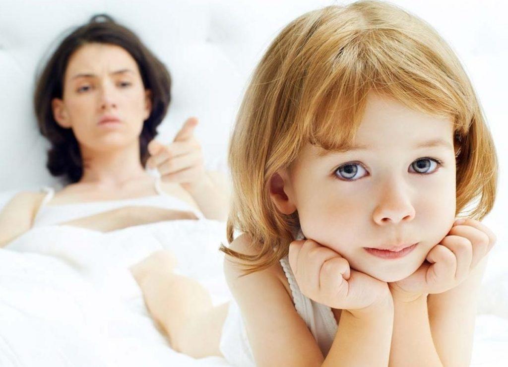 Мнение мамы и ребенка