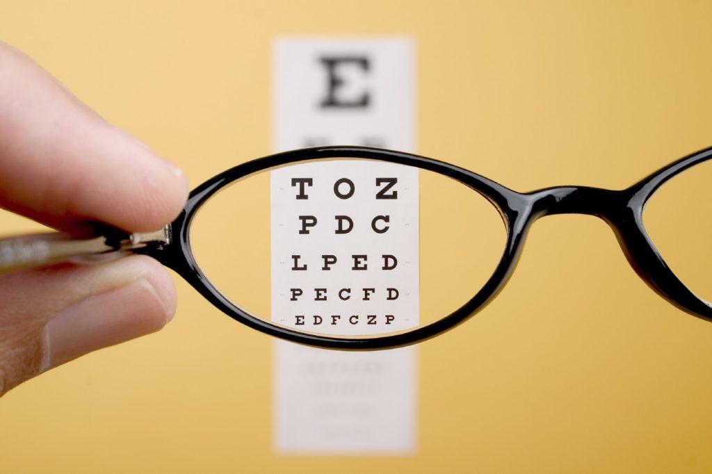 Как сохранить здоровье глаз