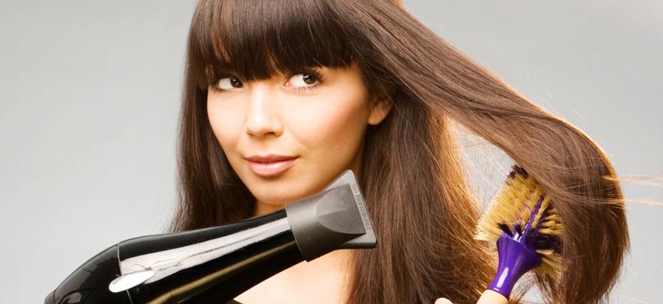 правила ухода за сухими волосами и кожей головы