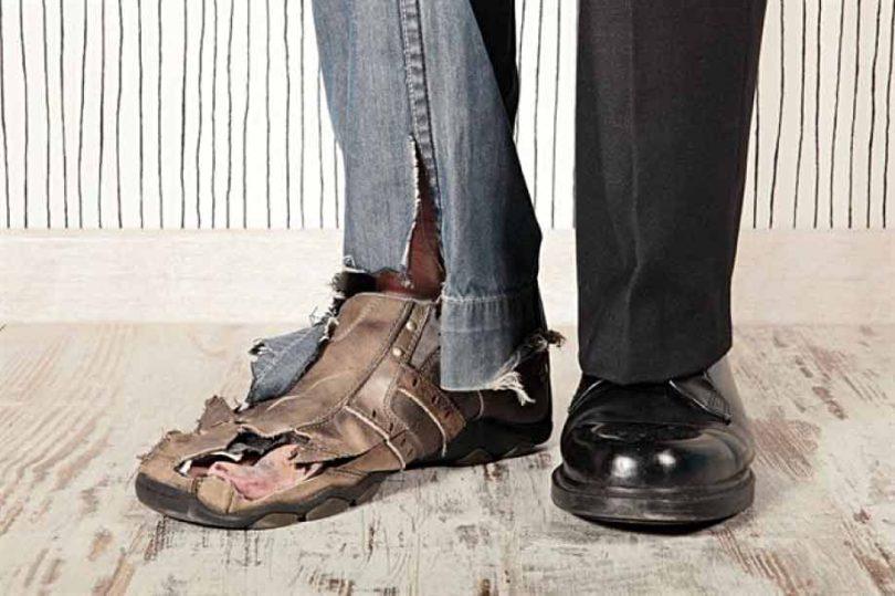 Психология бедности людей