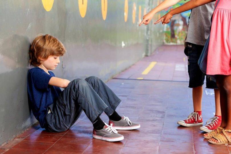 оскорбления ребенка в школе