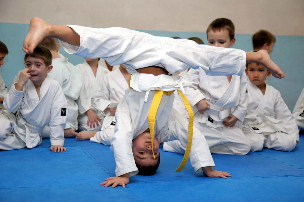 Спортивная секция для ребенка