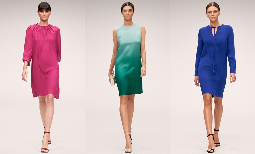 Модная коллекция женской одежды ESCADA 2018